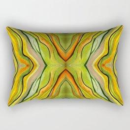 Flared Fern Rectangular Pillow
