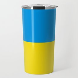 flag of  Niederösterreich or lower austria Travel Mug