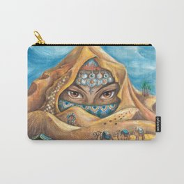 DESERT NYMPH Carry-All Pouch