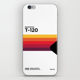 VHS Generation - Be kind and rewind iPhone Skin