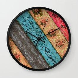 Oh lala... Wall Clock