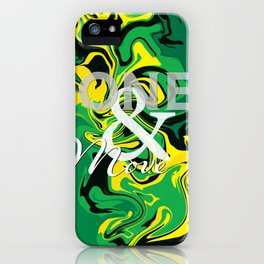 ONE&Move iPhone Case
