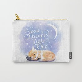 Sweet Dreams Little One Carry-All Pouch
