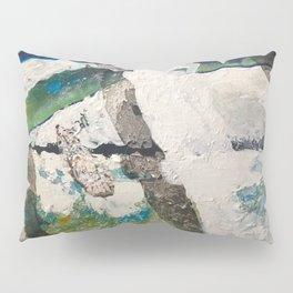 Polar Bear Going Home Pillow Sham