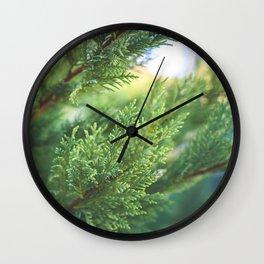 119 - Small world Wall Clock