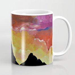 Everest Silhouette Coffee Mug