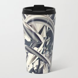 Mettalic Travel Mug