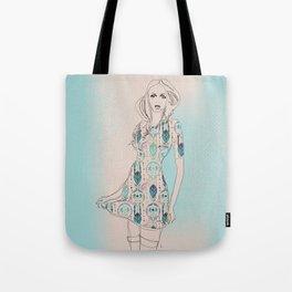 Tvge Tote Bag