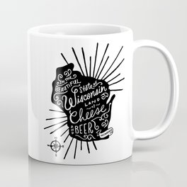 Wisconsin Pride Coffee Mug