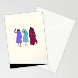 Inaugural Trio 2021 Stationery Cards