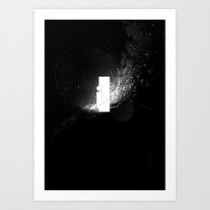 Impulse Art Print