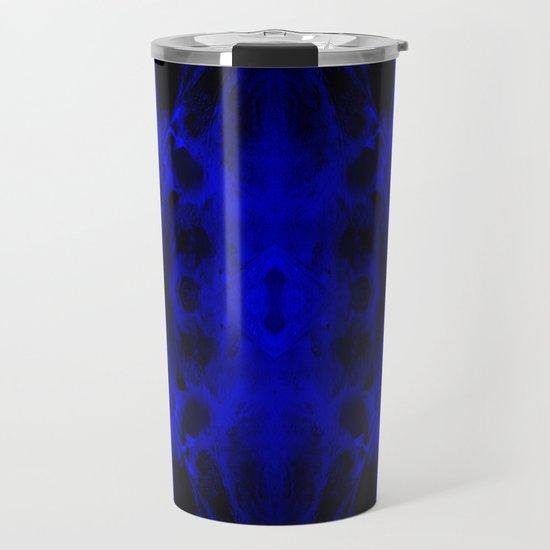 Abstract, Blue, Black (CA17020CM) by 1dragonstudios