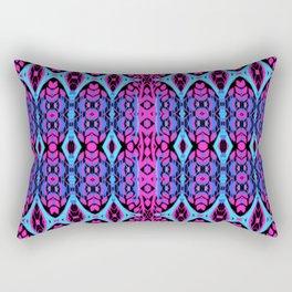 Tribal Beauty Rectangular Pillow