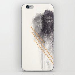 Naga baba iPhone Skin