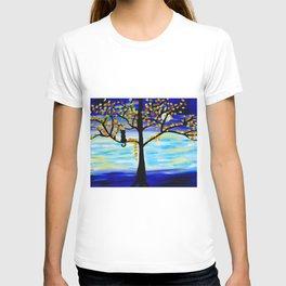 Moonlight Kitten T-shirt