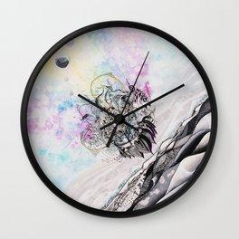 Infinity Knot II Wall Clock