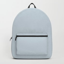Soaring Design ~ Light Blue-gray Backpack