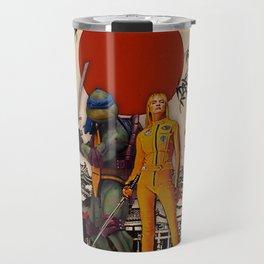 Beatrix and Leonardo Travel Mug
