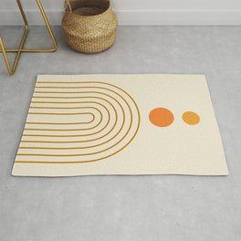 Abstraction_SUN_MOON_GALAXY_ART_Minimalism_001G Rug