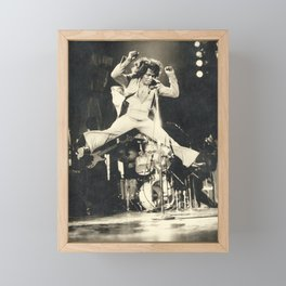 James Brown Vintage 01 Framed Mini Art Print