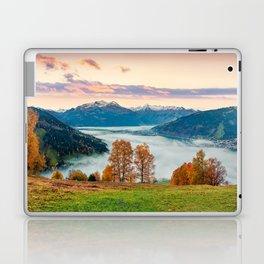 Beautiful Nature Concept Background Laptop & iPad Skin
