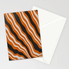 Melting Bacon Stationery Cards