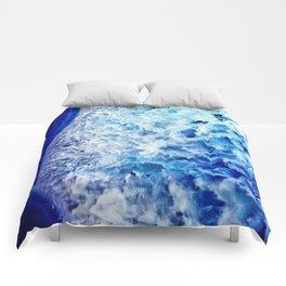 Gemstone Crystal Geode Comforters