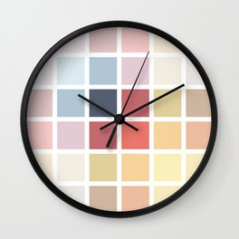 Prime Time Wall Clock