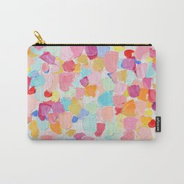 Amoebic Confetti No. 2 Carry-All Pouch