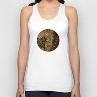 cinema Tank Tops featuring Cinema by TTdidier