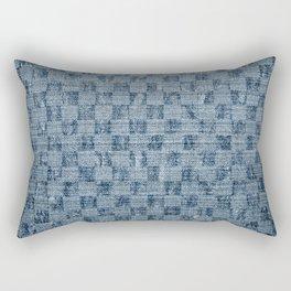 Checker Rectangular Pillow