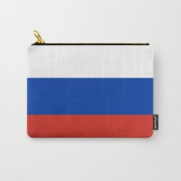 Flag of Russia Carry-All Pouch