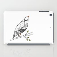 aelwen iPad Cases featuring neville by sylvie demers