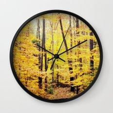 The Glow Wall Clock