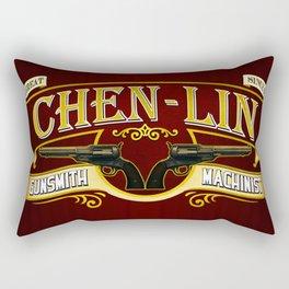 Chen Lin Gunsmith Rectangular Pillow