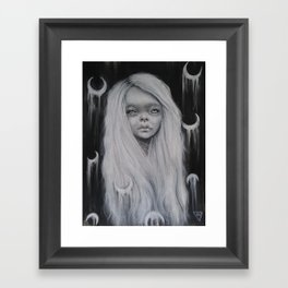Moonchild Framed Art Print