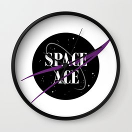 Space Ace Wall Clock