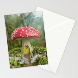 Lia's Cottage Stationery Cards