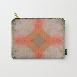 Antique Pastel Abstract Pattern Design Carry-All Pouch
