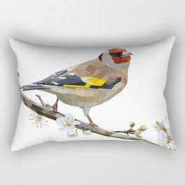 The Goldfinch Rectangular Pillow
