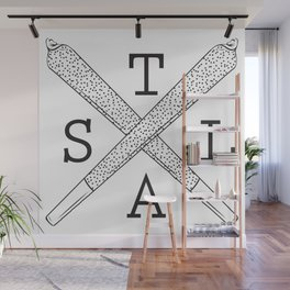 S.T.L.A Wall Mural