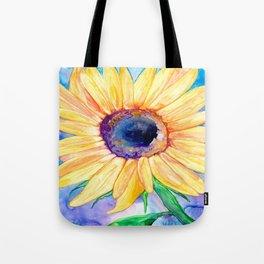 Zonnebloem Tote Bag