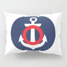 Nautical Theme Pillow Sham