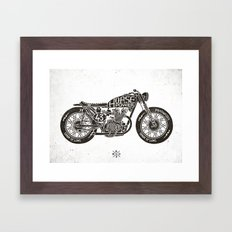 Horse Power by bmd design Framed Art Print