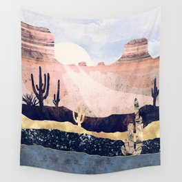 Autumn Desert Wall Tapestry