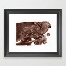 Chinks Framed Art Print
