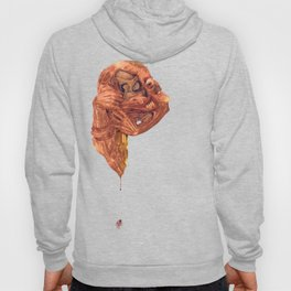 The Itch: 'Oft Rejected, Never Conquered' Hoody