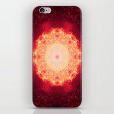 Fire Galaxy iPhone & iPod Skin