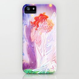 To Alpha Centauri and back iPhone Case