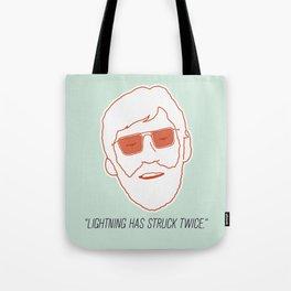 Levon Helm Tote Bag